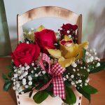 cvjecarnica palma kutija